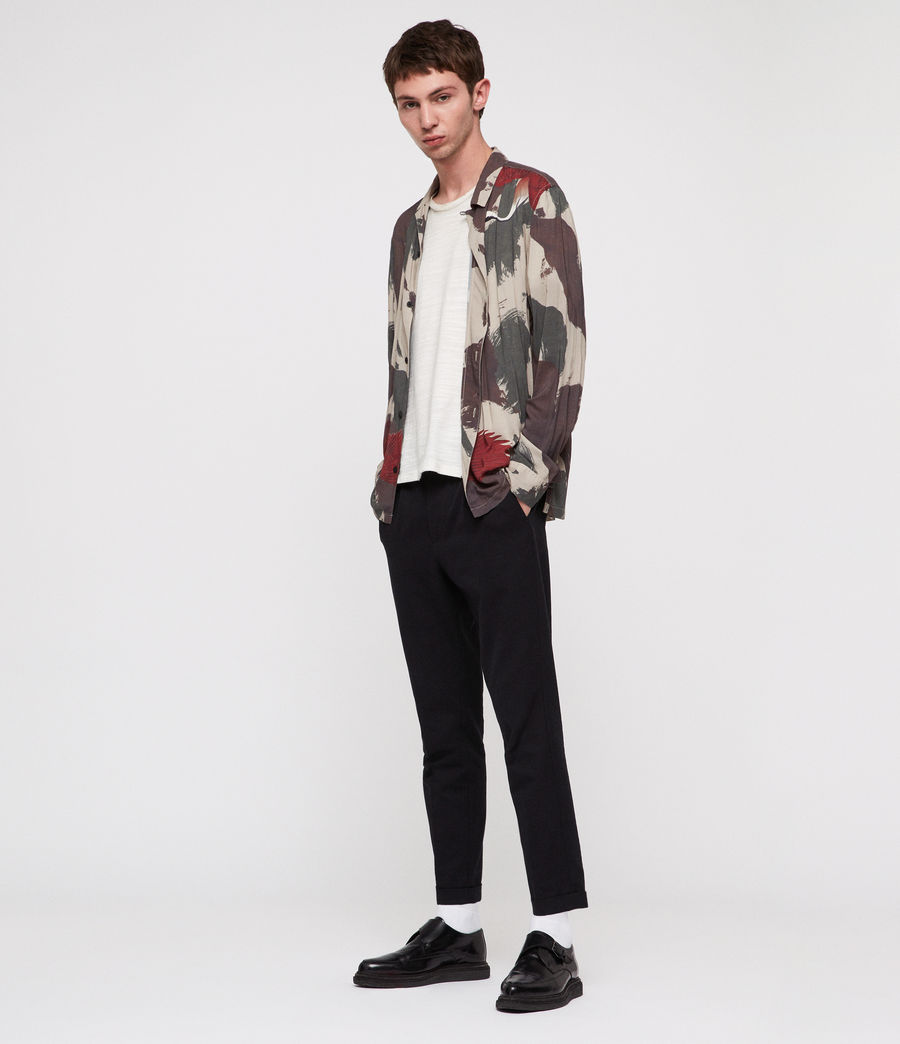 Men's Lucerne Shirt (camo) - Image 3