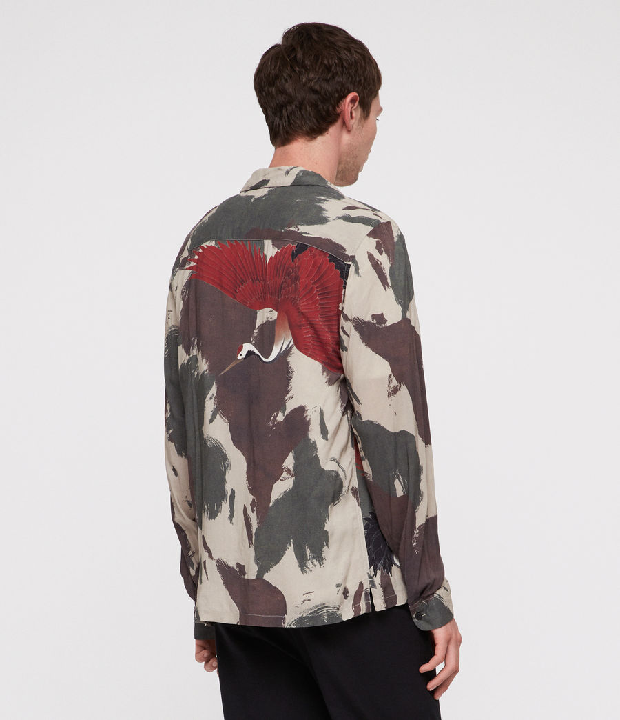 Men's Lucerne Shirt (camo) - Image 4