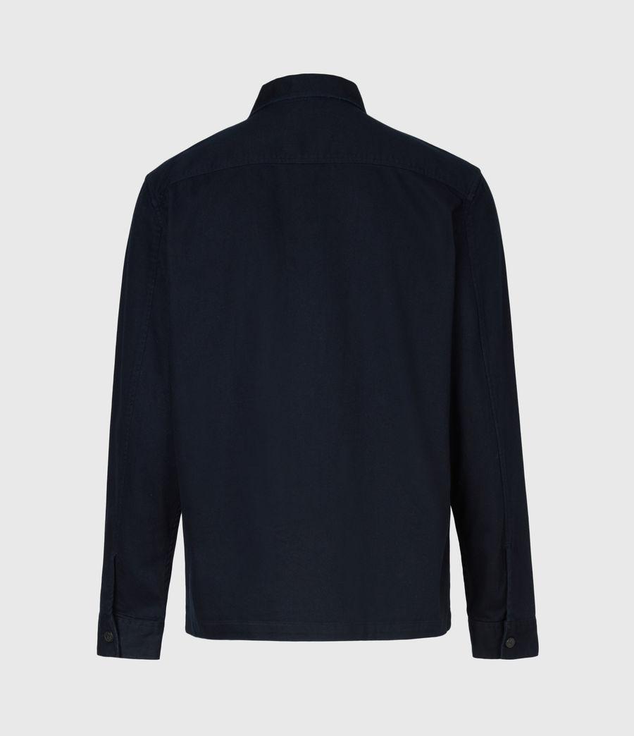 Mens Adjutant Shirt (dark_ink) - Image 3