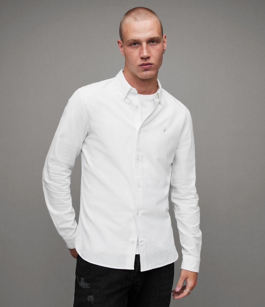 Men's Lovell Shirt (white) - Image 1