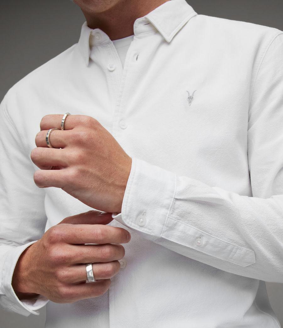 Men's Lovell Shirt (white) - Image 2