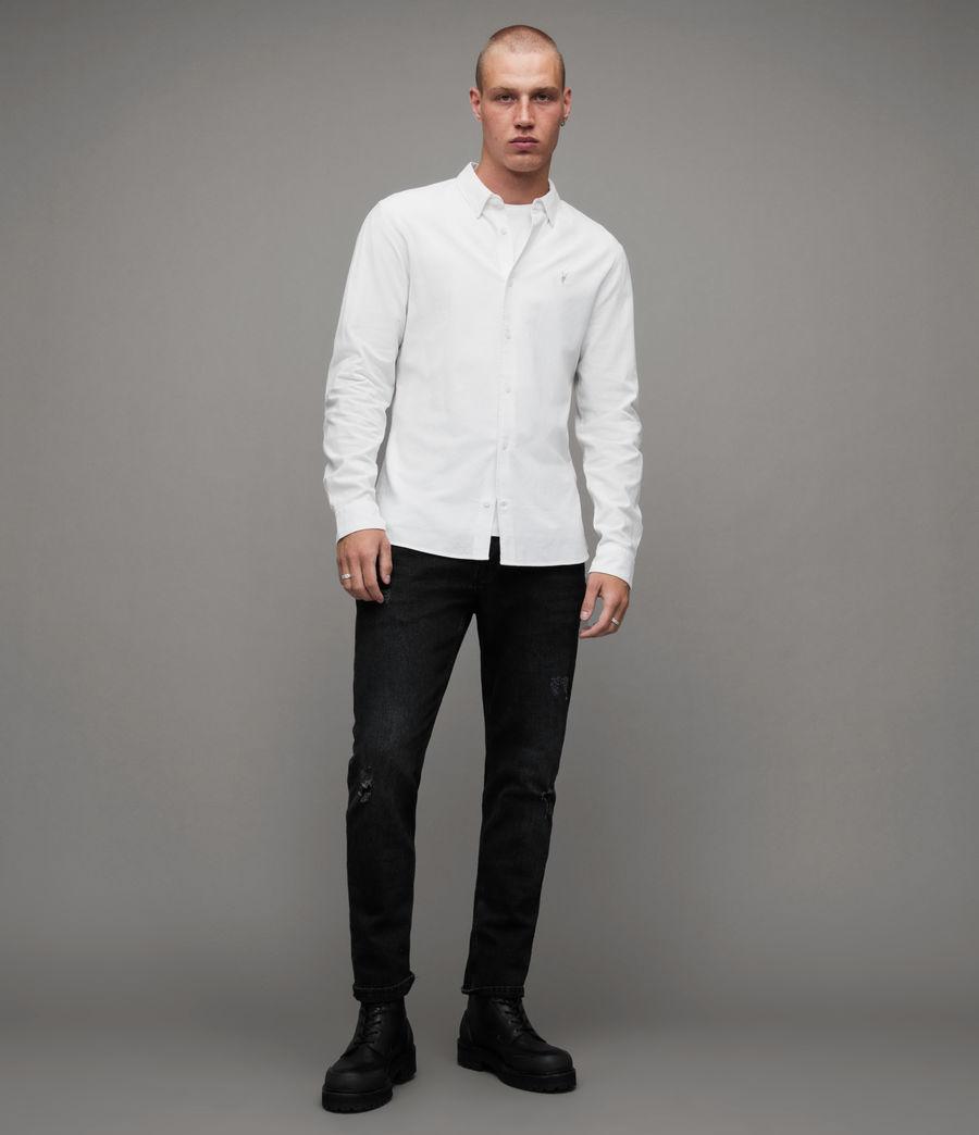 Men's Lovell Shirt (white) - Image 3