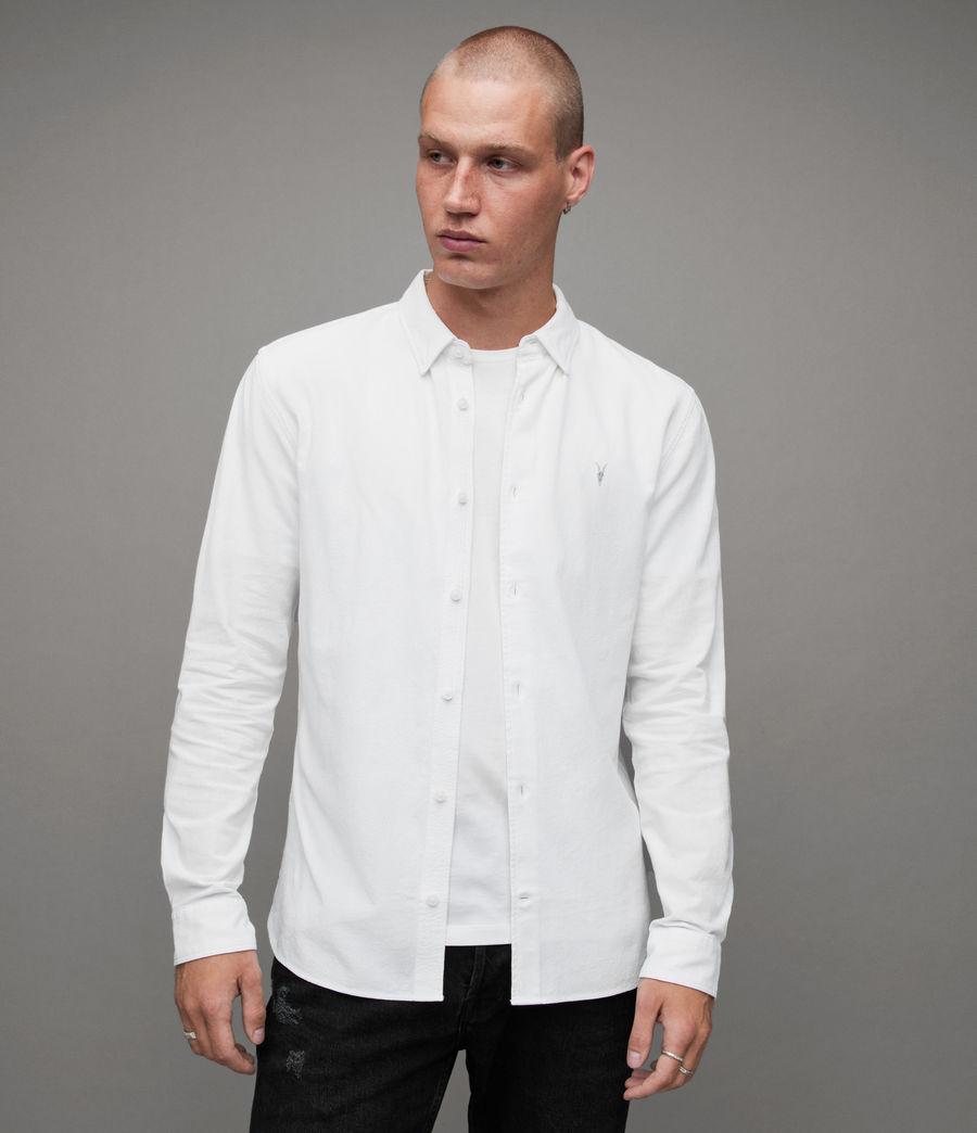 Men's Lovell Shirt (white) - Image 4
