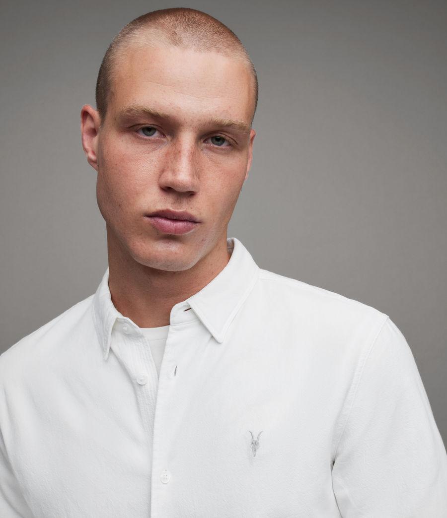 Men's Lovell Shirt (white) - Image 5