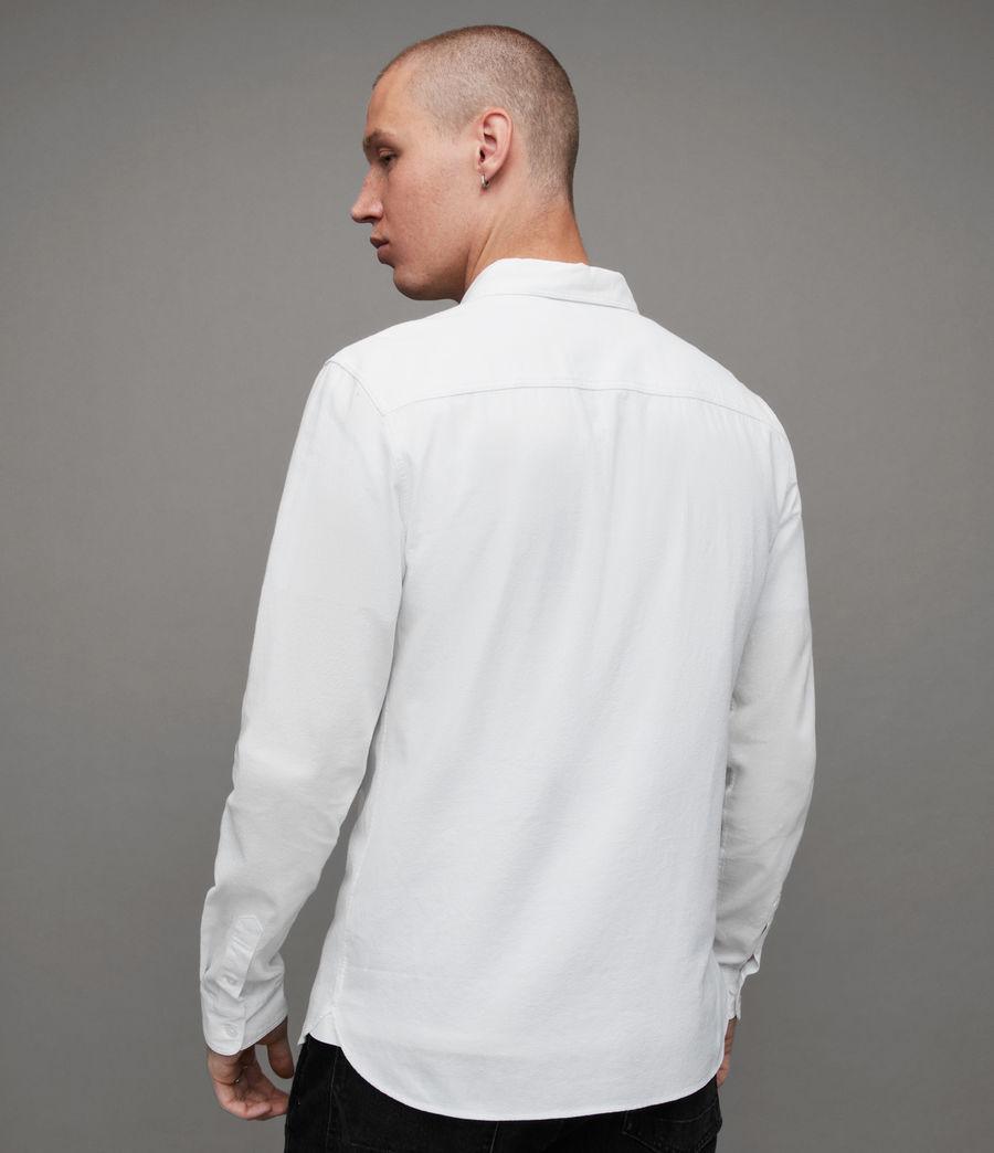 Men's Lovell Shirt (white) - Image 6