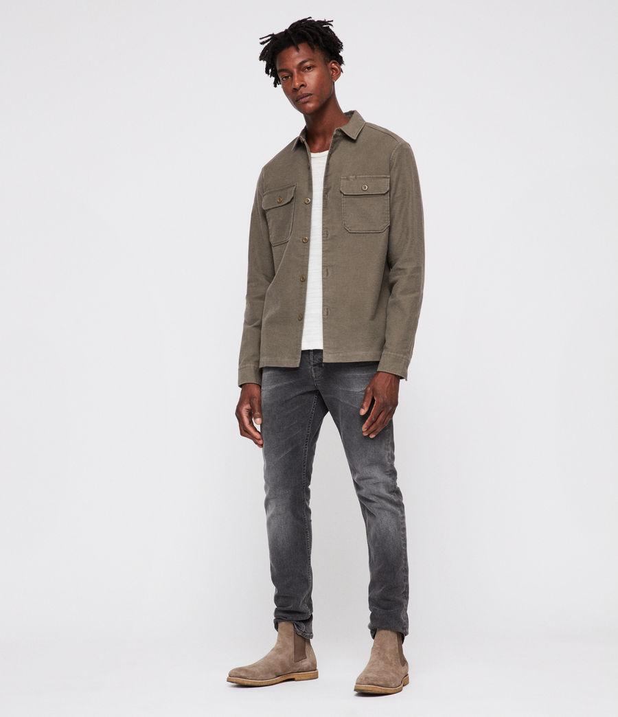 Men's Humboldt Shirt (khaki) - Image 1