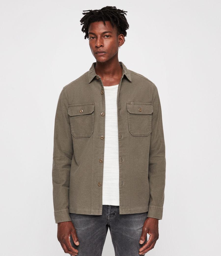 Men's Humboldt Shirt (khaki) - Image 2