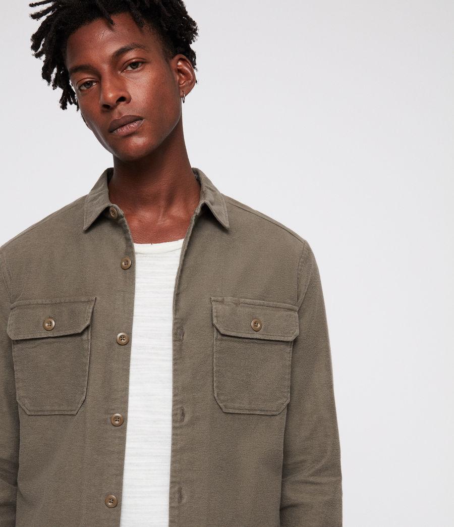 Men's Humboldt Shirt (khaki) - Image 4