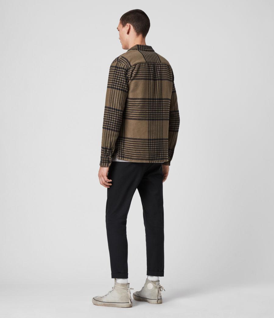 Mens Modello Shirt (khaki) - Image 5