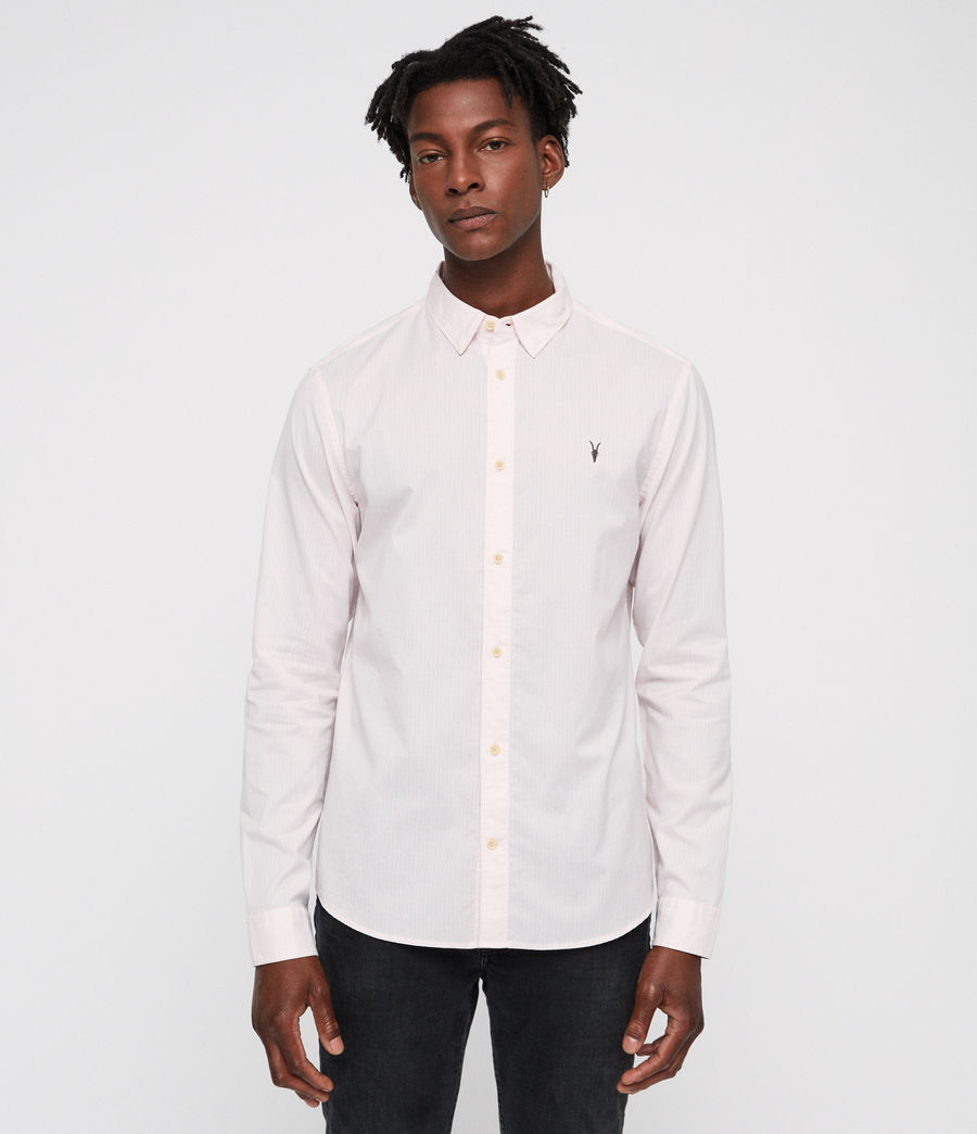 Men's Fuller Shirt (pale_pink) - Image 1