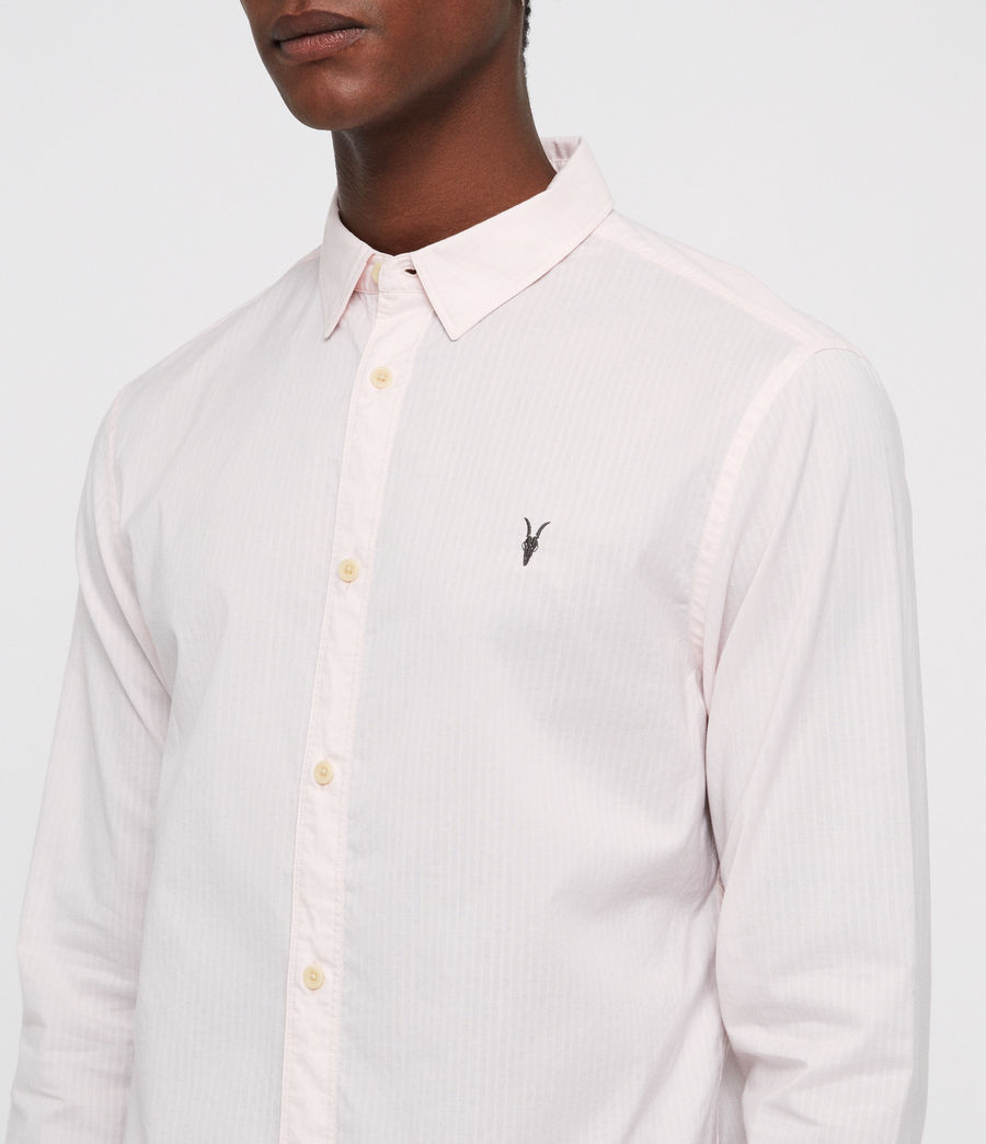 Men's Fuller Shirt (pale_pink) - Image 2