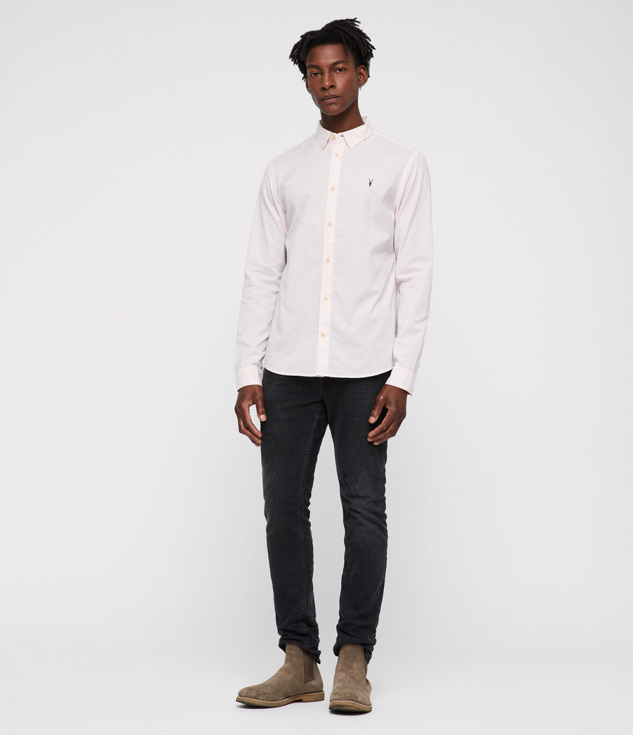 Men's Fuller Shirt (pale_pink) - Image 3