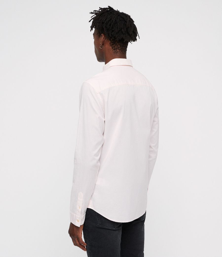 Men's Fuller Shirt (pale_pink) - Image 4