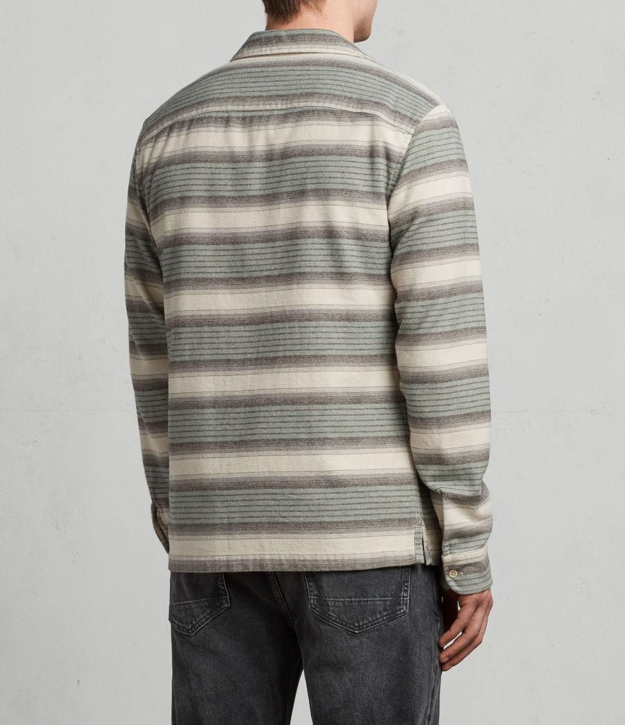 Men's Caspere Shirt (green) - Image 4