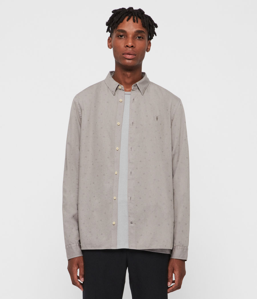Men's Cosmo Shirt (cement_grey) - Image 1