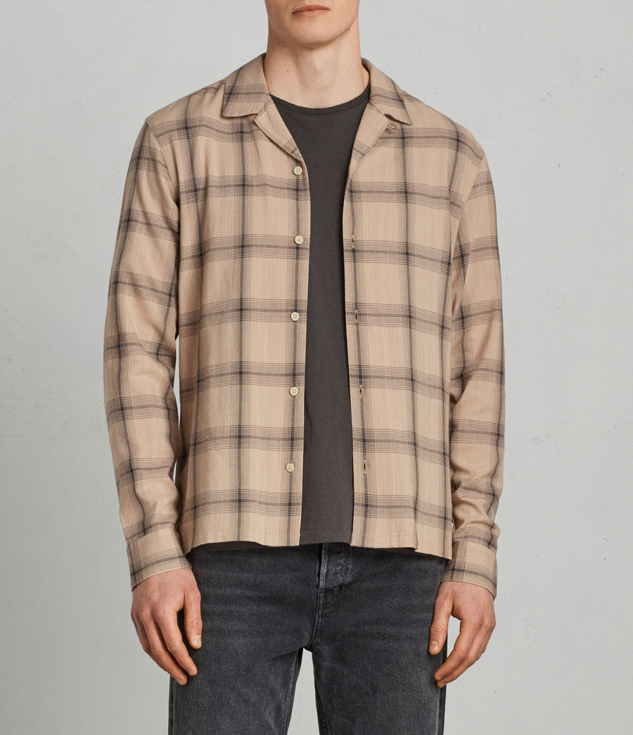 Velcoro Shirt by Allsaints