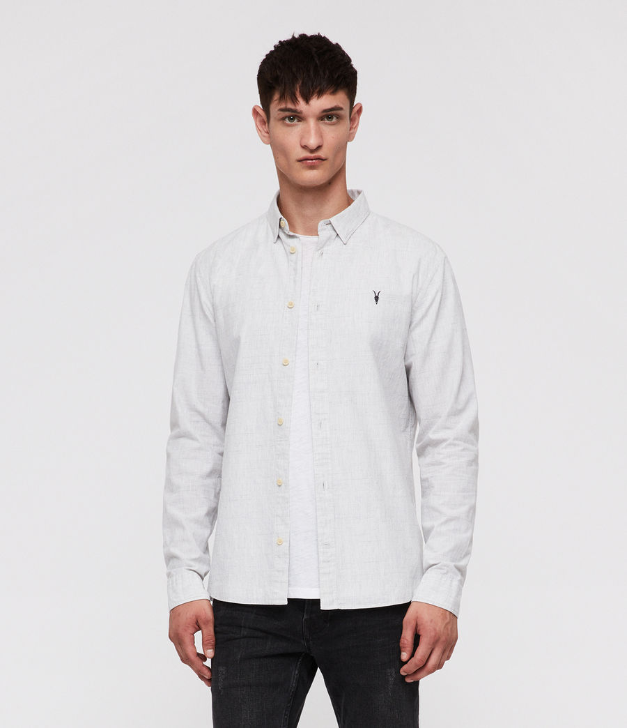 Men's Colton Shirt (light_grey) - Image 3