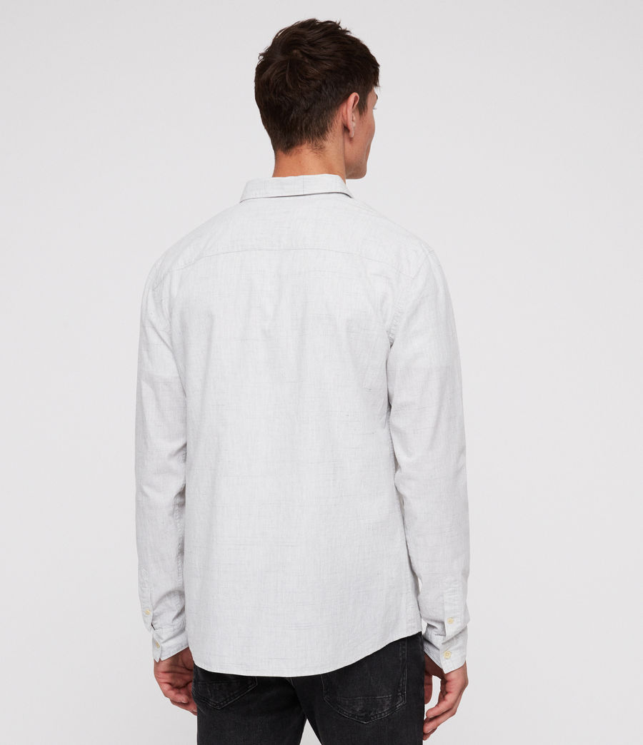 Men's Colton Shirt (light_grey) - Image 4