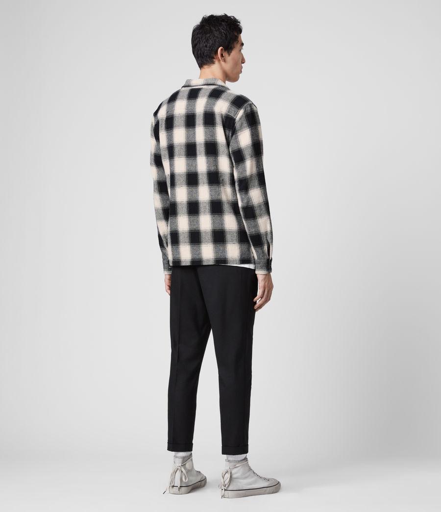 Mens Alamosa Shirt (black_white) - Image 5