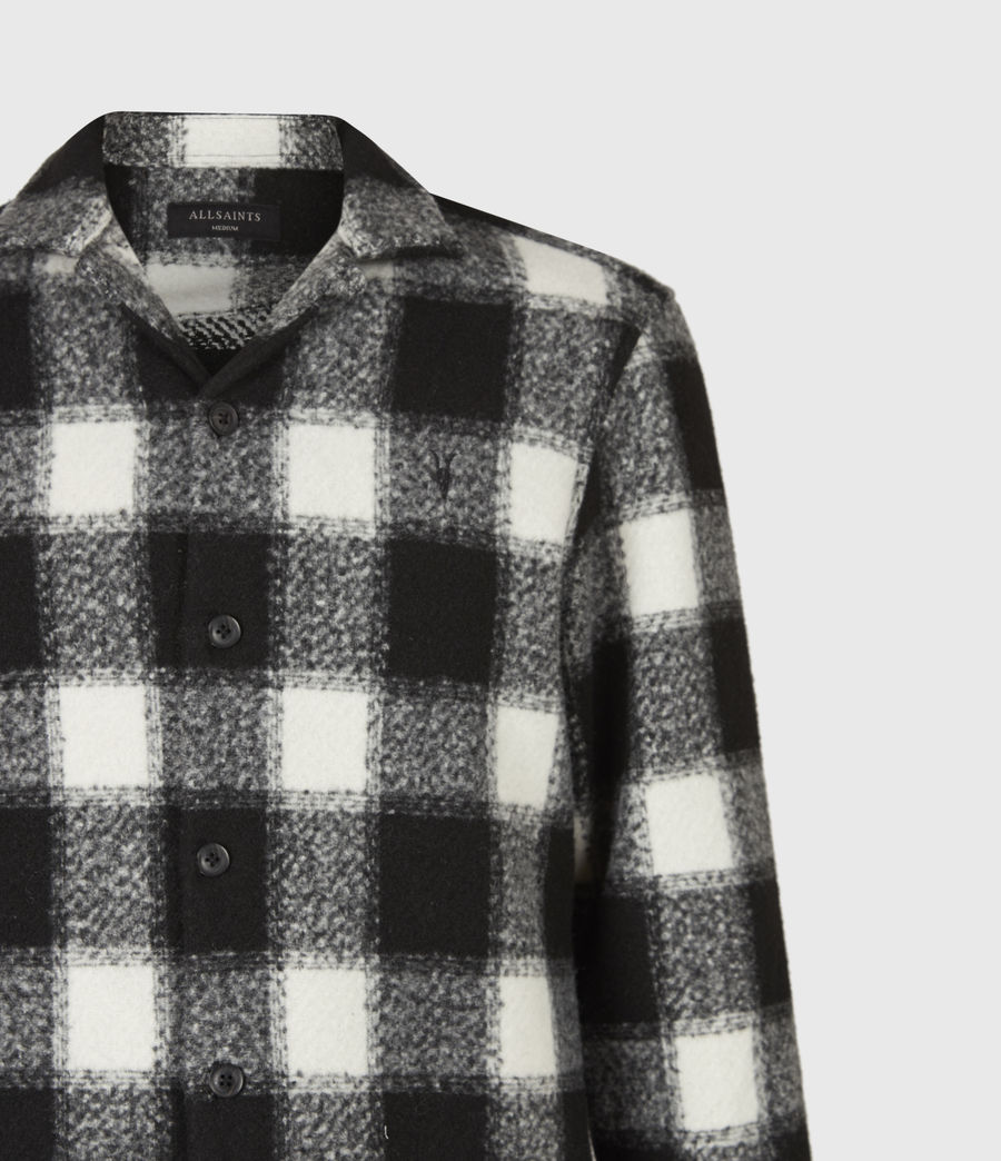 Men's Oberlin Shirt (ecru) - Image 5