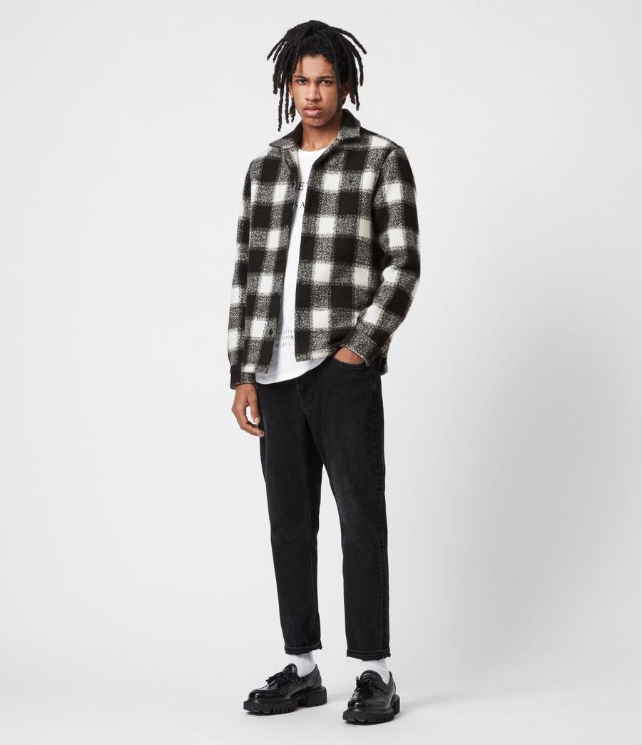 Men's Oberlin Shirt (ecru) - Image 6
