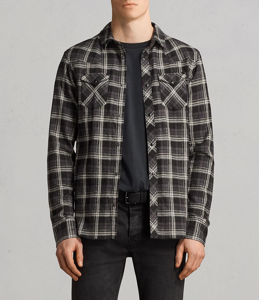Mens Blackroad Shirt (black) - Image 1