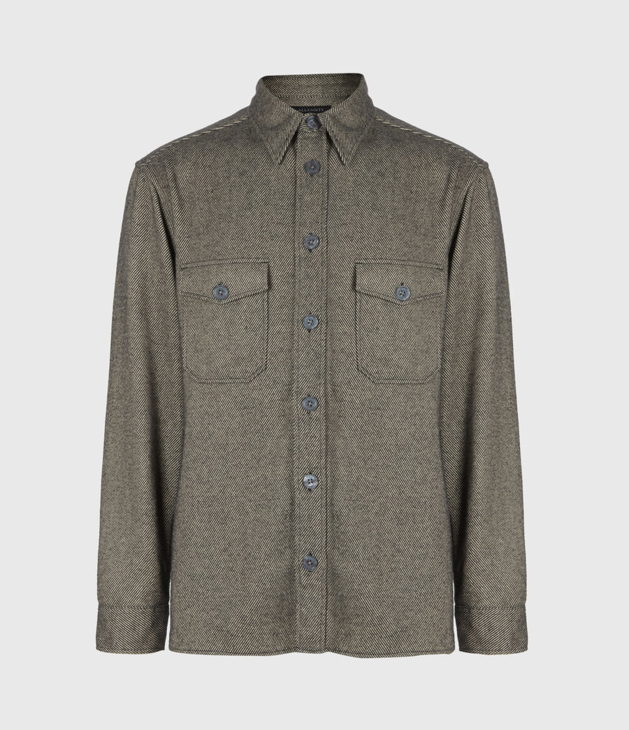 Mens Carabinier Shirt (grey) - Image 2