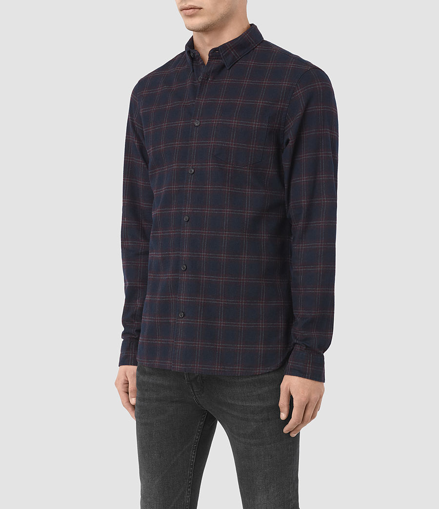 Men's Colfax Shirt (ink_check) - Image 2