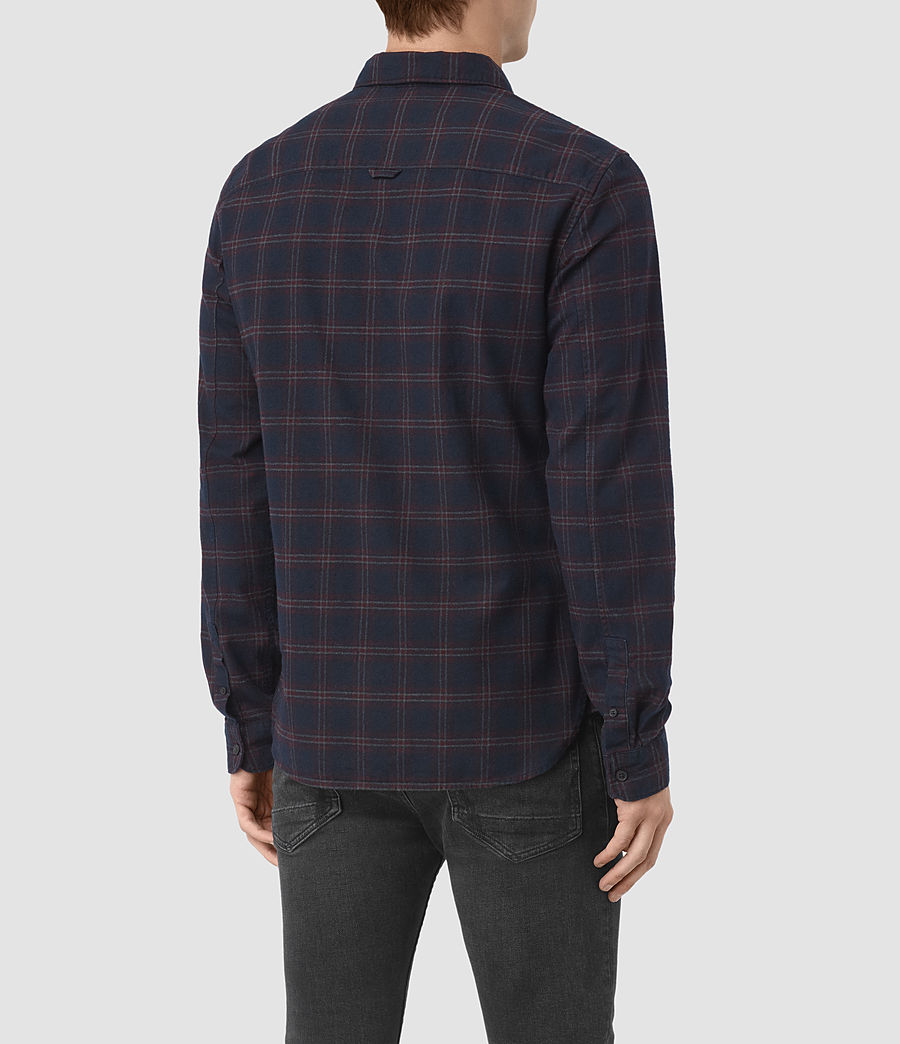 Men's Colfax Shirt (ink_check) - Image 3