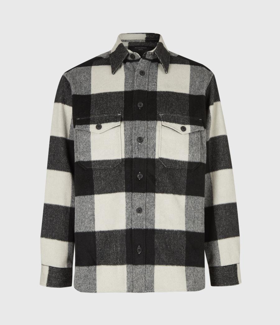 Mens Mosquero Shirt (ecru_black) - Image 2