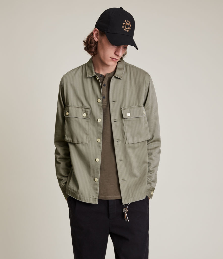 Hommes Carrier Shirt (pier_grey) - Image 1