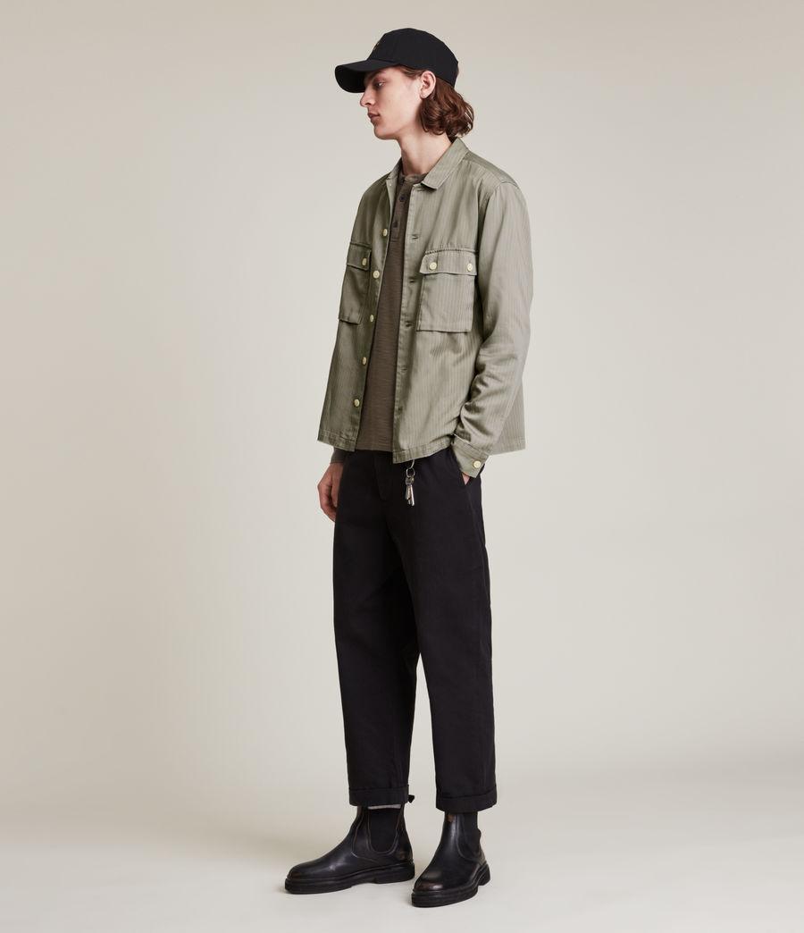 Hommes Carrier Shirt (pier_grey) - Image 4