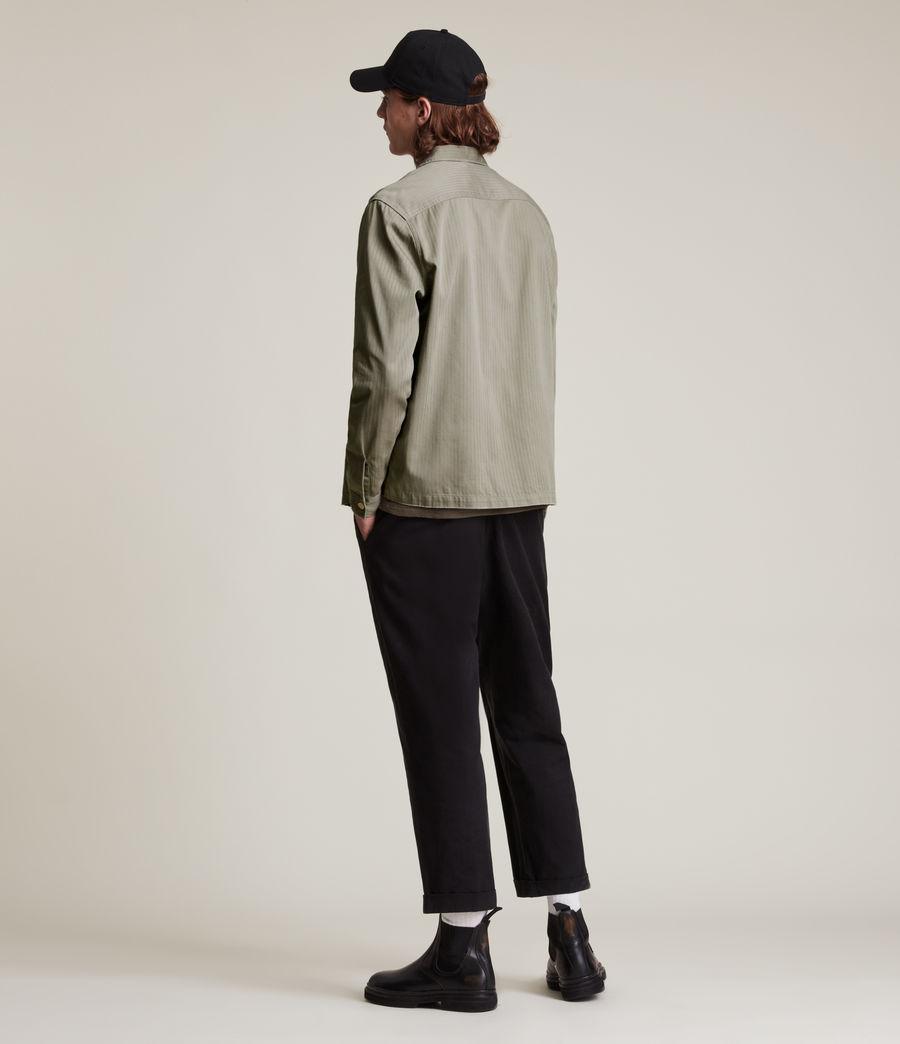 Hommes Carrier Shirt (pier_grey) - Image 5