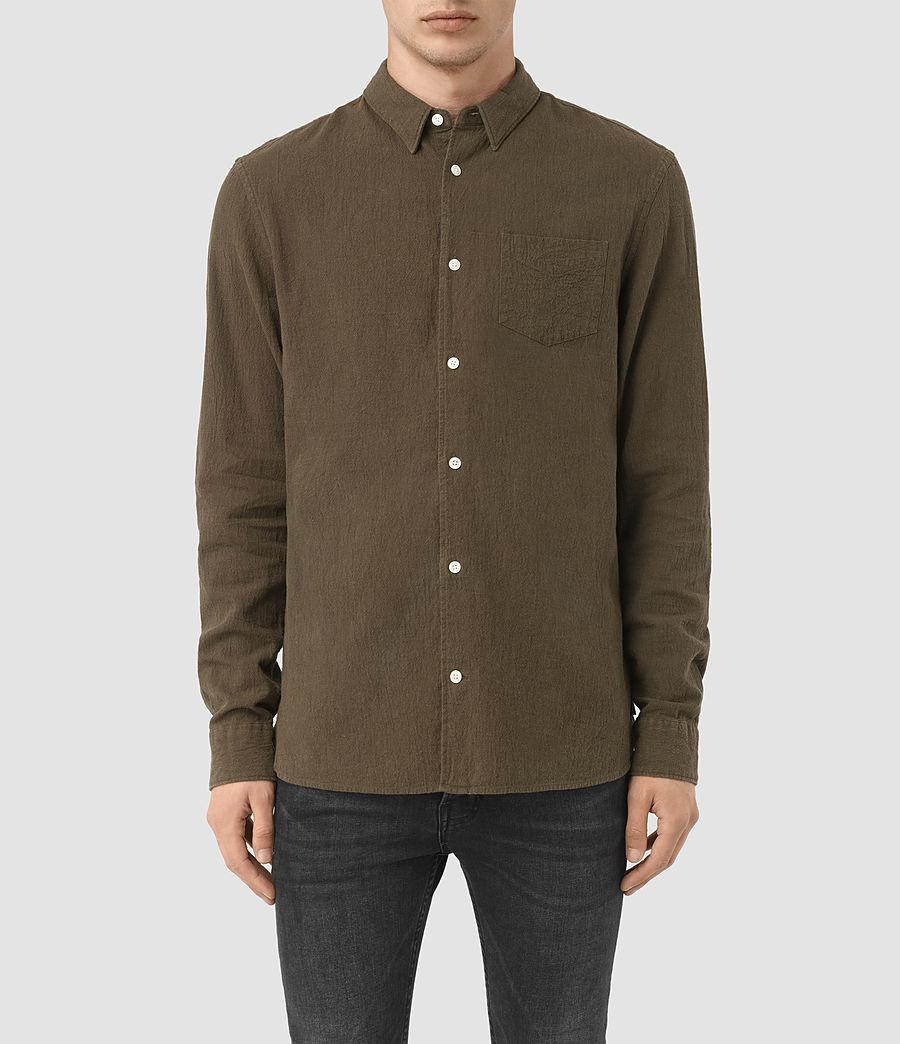 Mens Medora Shirt (khaki) - Image 1