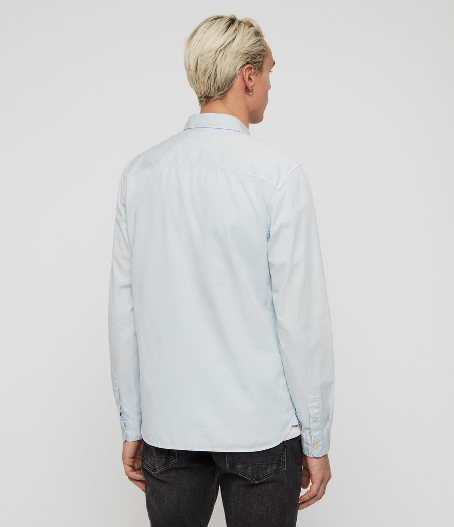 Men's Dilla Shirt (sol_blue) - Image 4