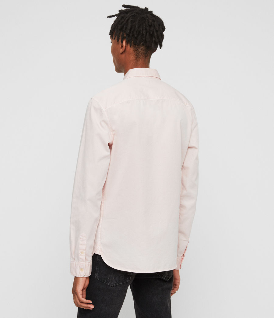 Men's Dilla Shirt (bleach_pink) - Image 4