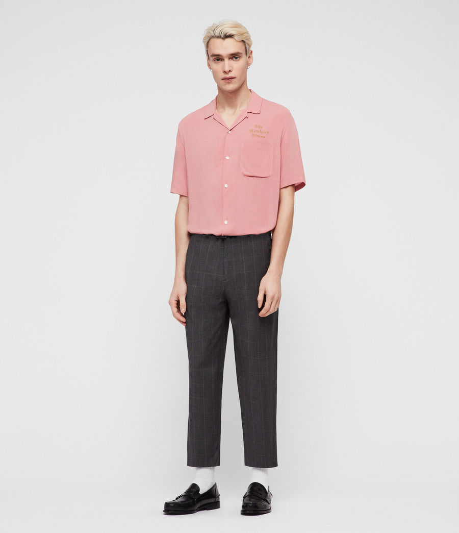 Hombre Oblivion Shirt (moth_pink) - Image 3