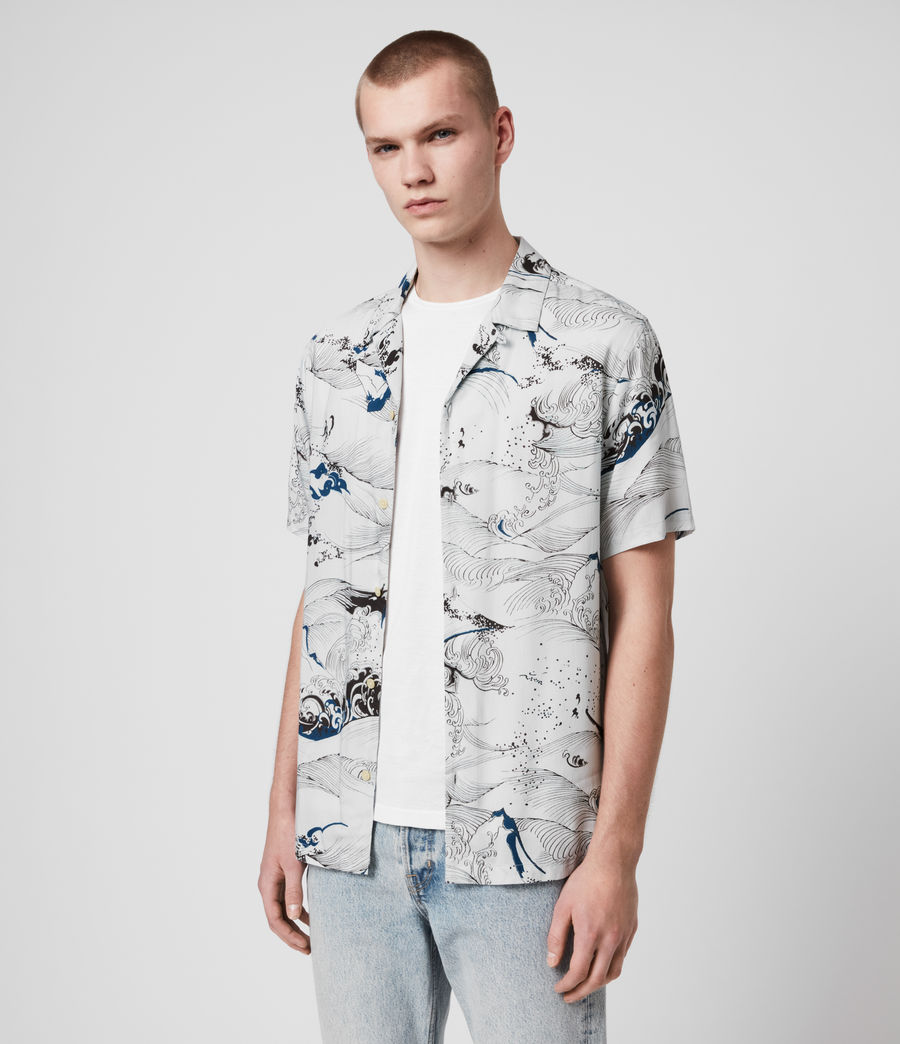 Hombres Flood Shirt (off_white) - Image 4