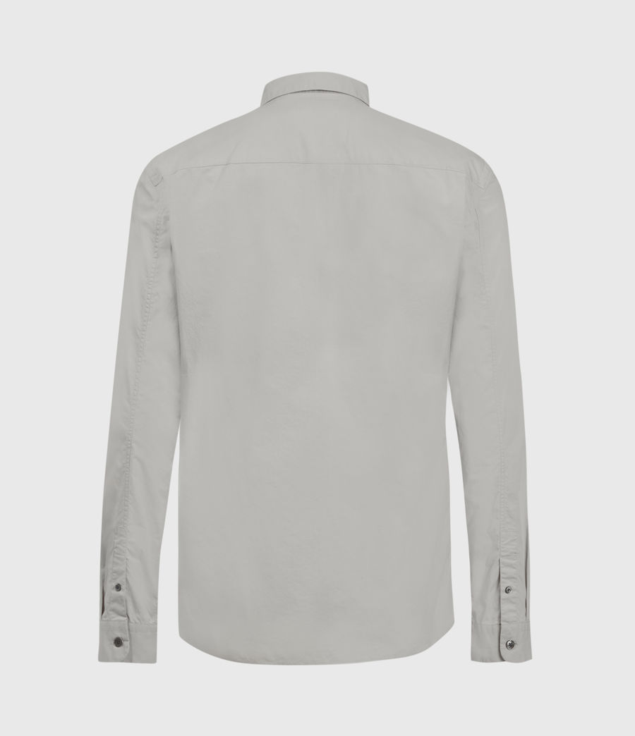 Men's Elloree Shirt (light_grey) - Image 3