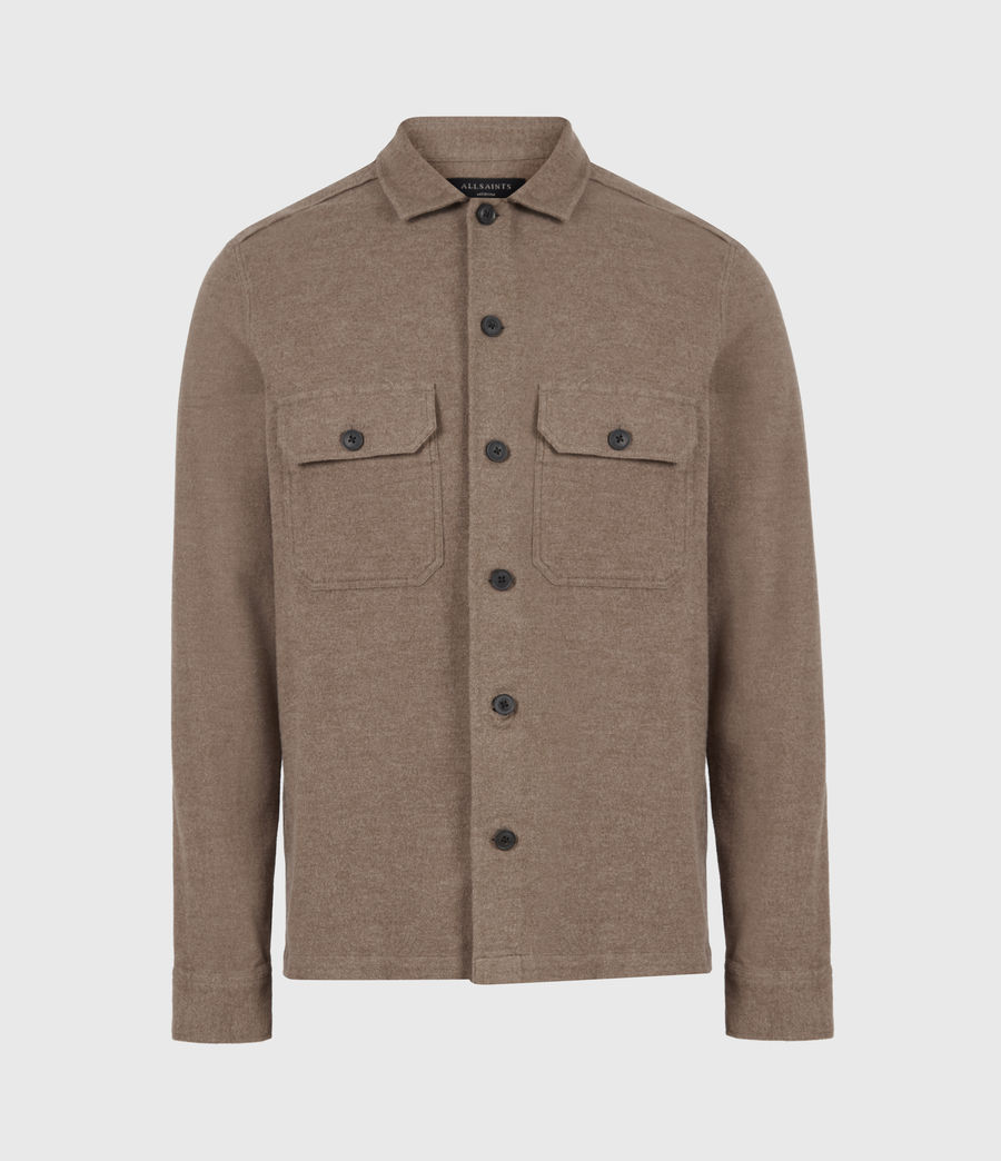 Hommes Chemise Company (mangrove_brown) - Image 2