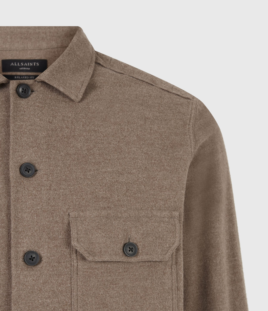 Hommes Chemise Company (mangrove_brown) - Image 5