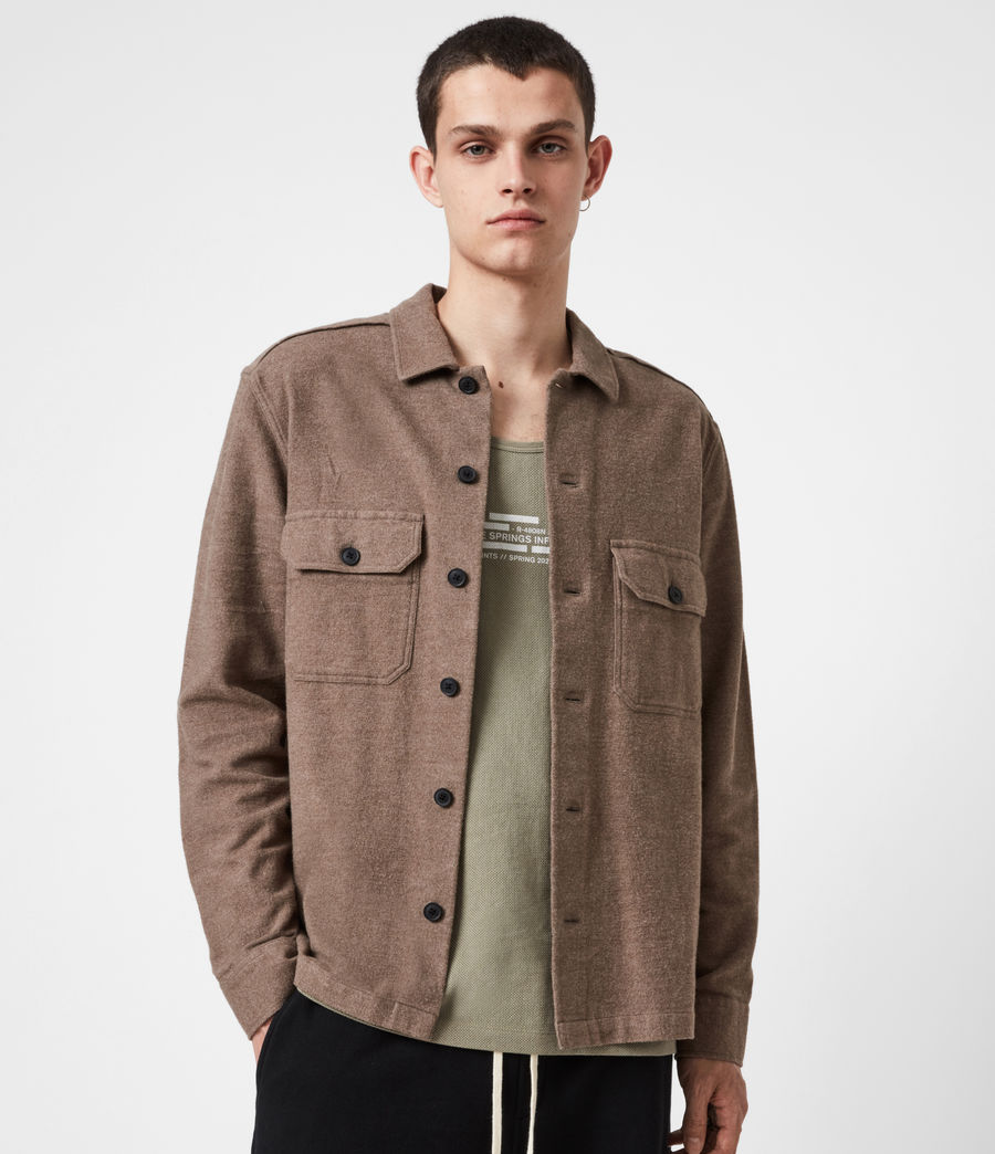 Hommes Chemise Company (mangrove_brown) - Image 6