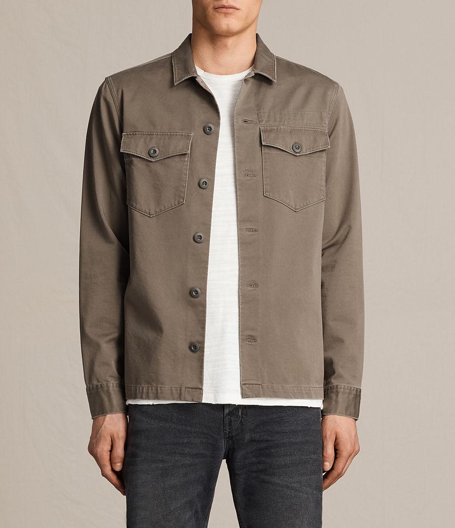 Mens Firebase Shirt (light_khaki) - Image 1