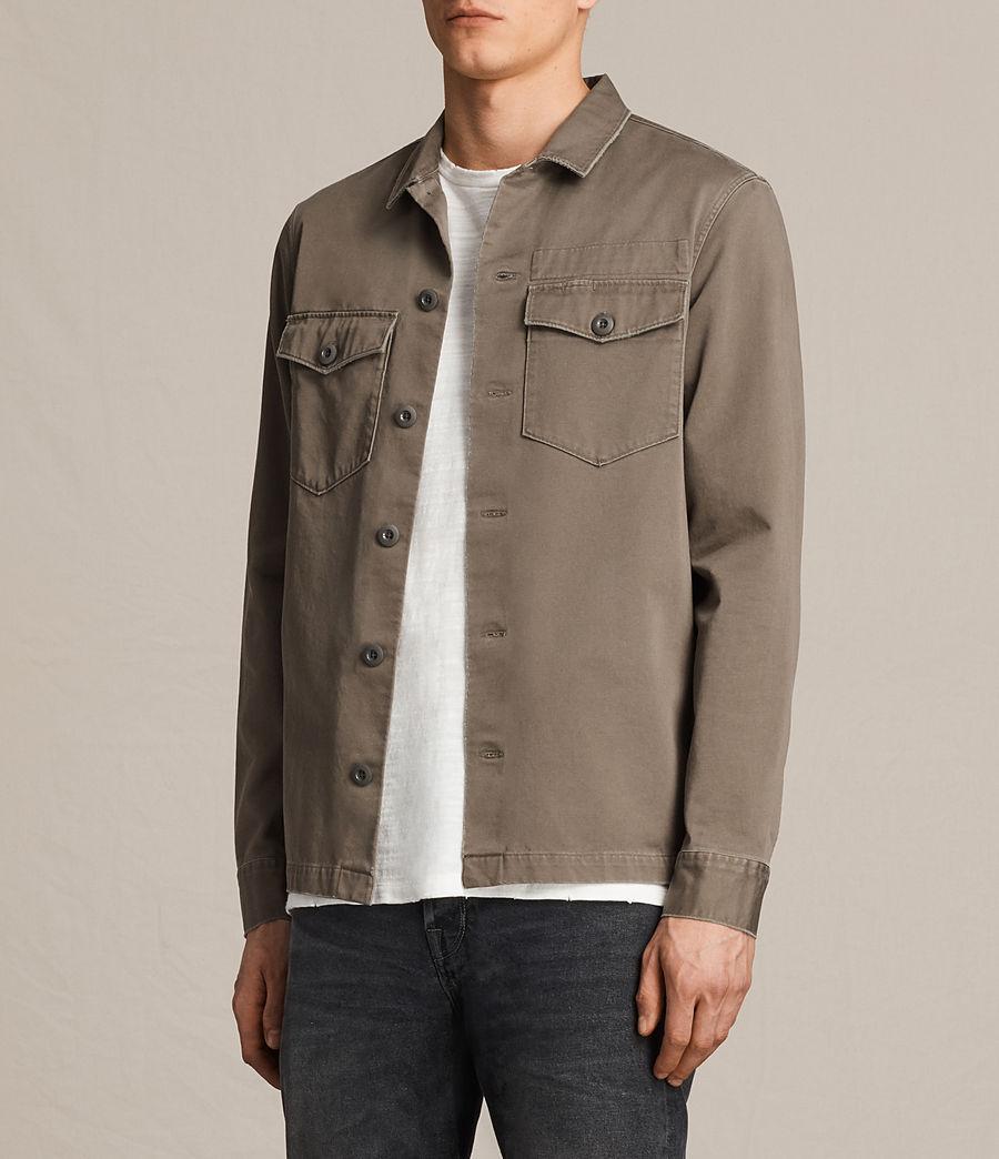 Mens Firebase Shirt (light_khaki) - Image 2
