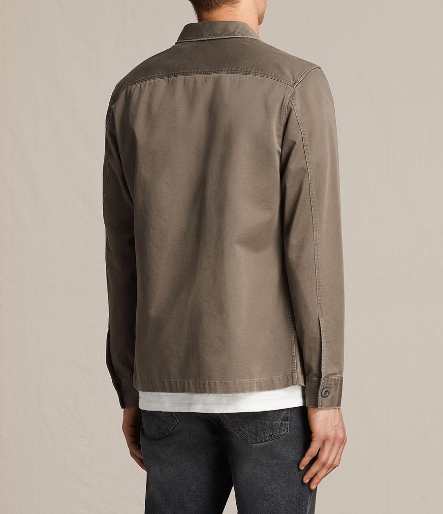 Mens Firebase Shirt (light_khaki) - Image 3