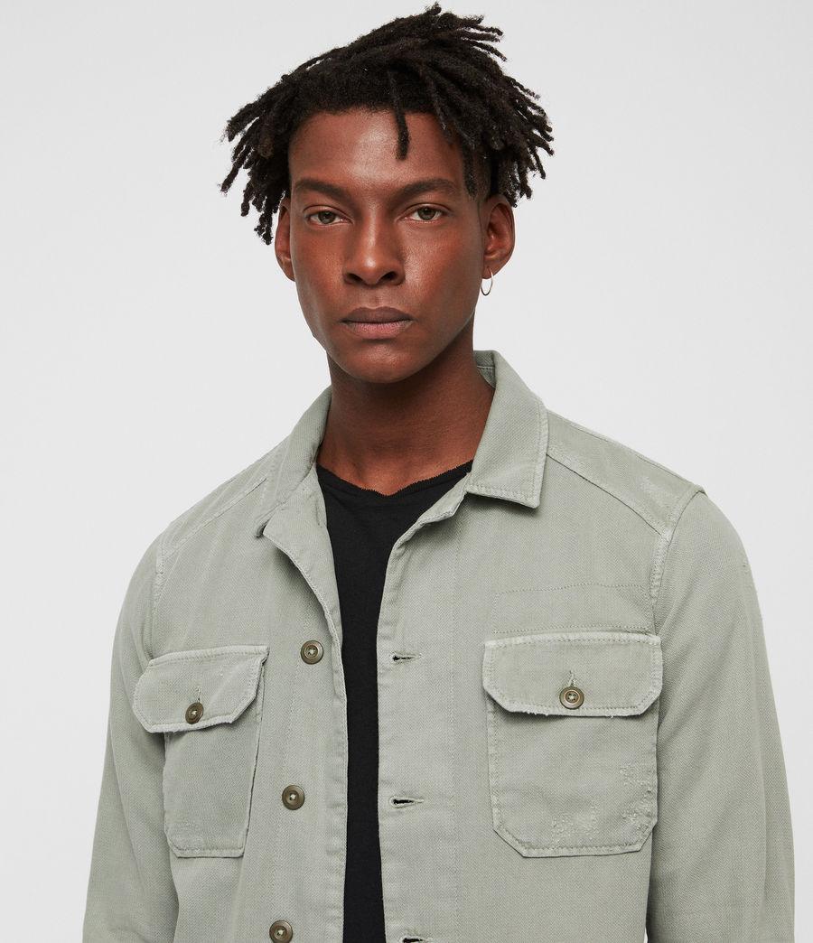 Hombre Camisa Jackson (khaki) - Image 2