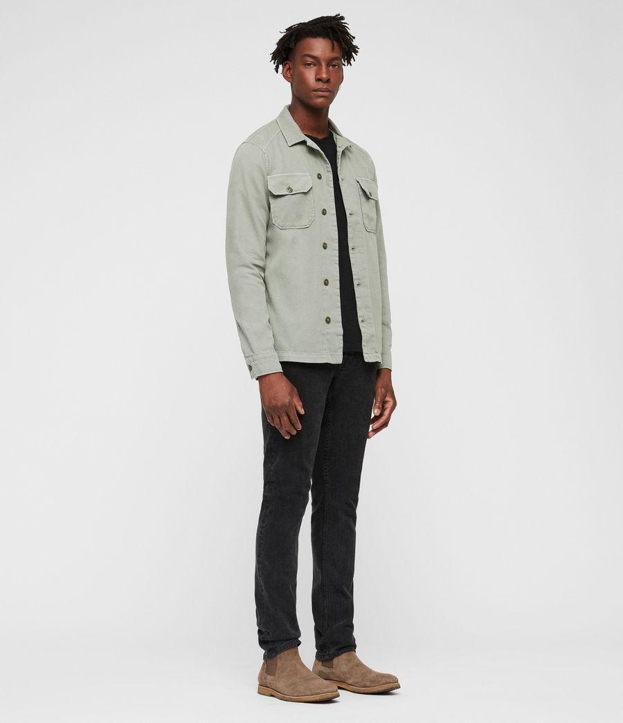 Hombre Camisa Jackson (khaki) - Image 3