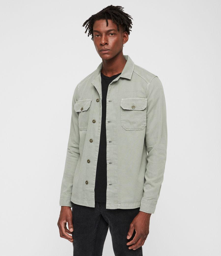 Men's Jackson Shirt (khaki) - Image 4