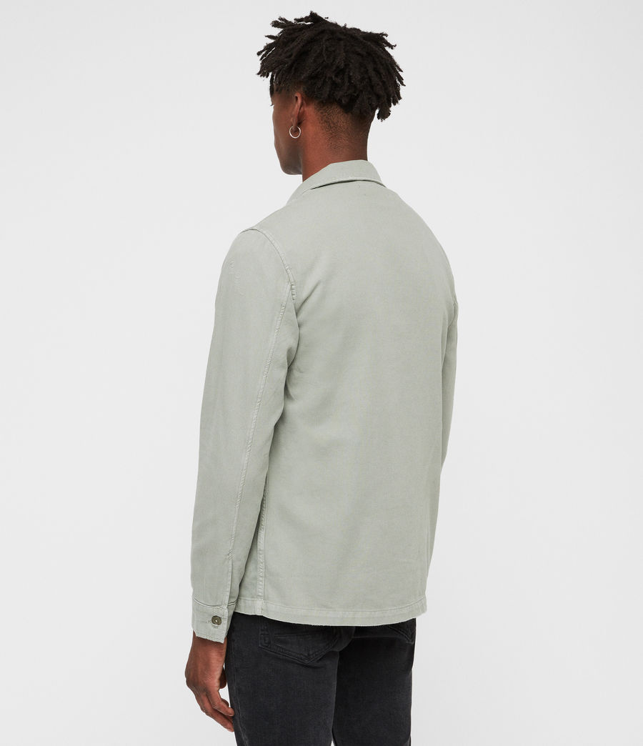 Men's Jackson Shirt (khaki) - Image 5
