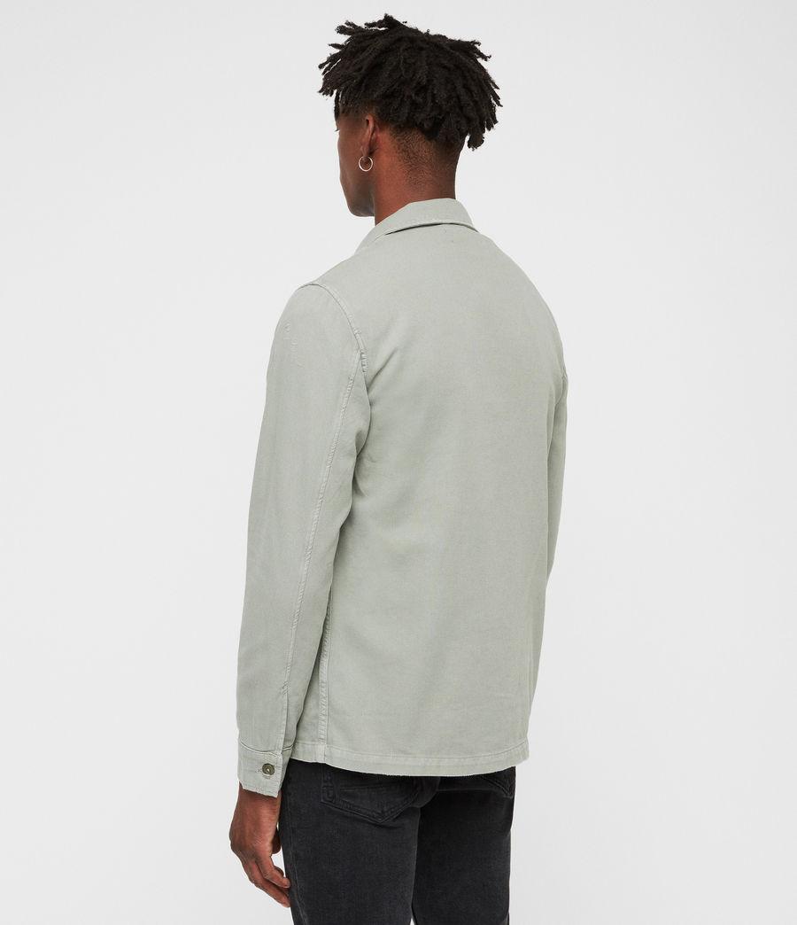 Hombre Camisa Jackson (khaki) - Image 5